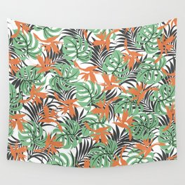 Floralz #24 Wall Tapestry