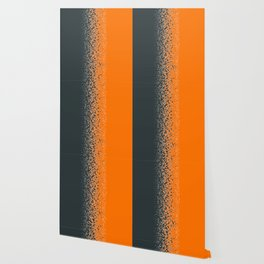 Shredded ORANGE Wallpaper