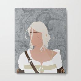Cirilla Fiona Elen Riannon Metal Print