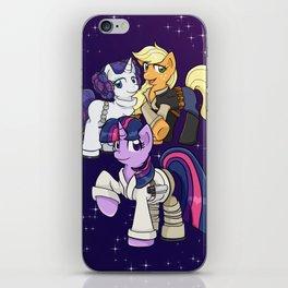 Star Ponies - Original Trilogy iPhone Skin