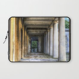 Kensal Green Cemetery  Colonnade Laptop Sleeve