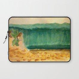 Tidal Anxiety Laptop Sleeve