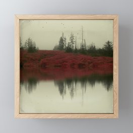 November Moor Framed Mini Art Print