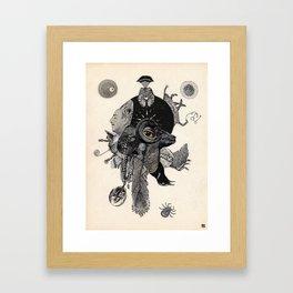The Oneness :: 1 Framed Art Print