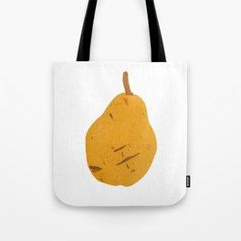 Fruit Portrait: Pear Tote Bag