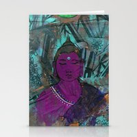 queer Stationery Cards featuring Queer Buddha ~ Success II by Jamila