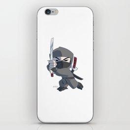 Chibi Ninja iPhone Skin