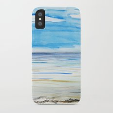 Changing weather Slim Case iPhone X