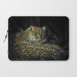 The Leopard Laptop Sleeve