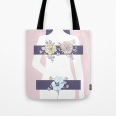 Encumbered Exploration of Existence (Forbidden Territory) Tote Bag