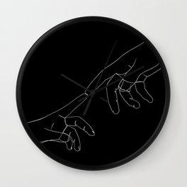 toucher Wall Clock