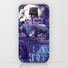 Never a Quiet Year at Hogwarts Galaxy S5 Slim Case