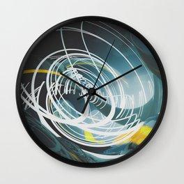 lasso Wall Clock