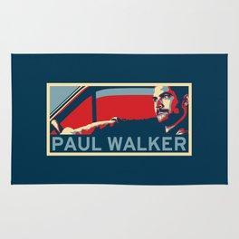 Paul Walker Rug