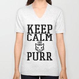 dudo - Funny Cat Saying Unisex V-Neck