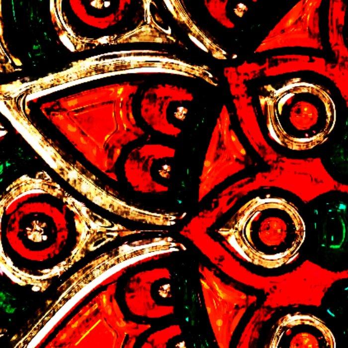 Mandala Art Leggings