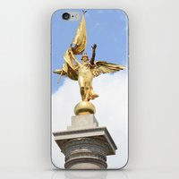 washington dc iPhone & iPod Skins featuring Washington DC by Alexandra Nicole