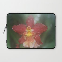 orchid fire Laptop Sleeve