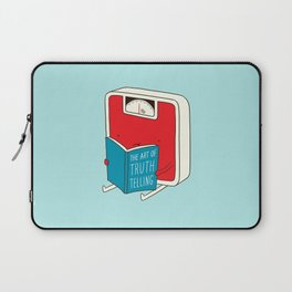 The art of Truth Telling Laptop Sleeve