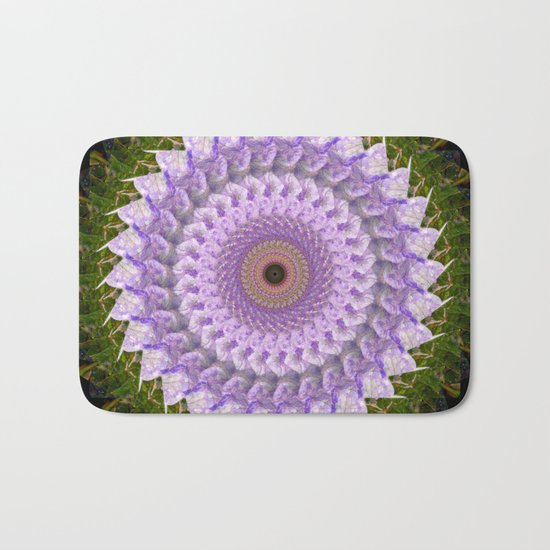 Kaleidoscope No. 4 Bath Mat
