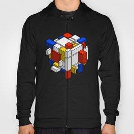 Cuboidism Hoody