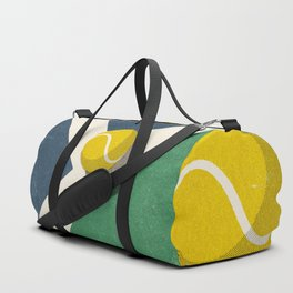 BALLS / Tennis (Hard Court) Duffle Bag