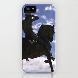 Past History iPhone Case
