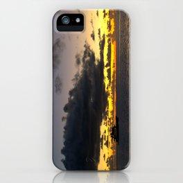 Maldivian Sunset 2 iPhone Case