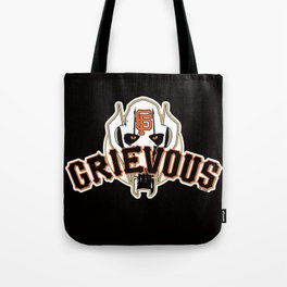 General Frisco Grievous Tote Bag