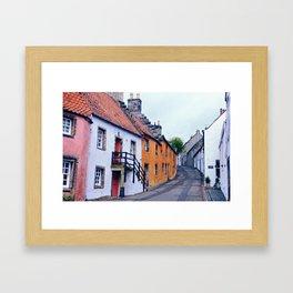 Culross Framed Art Print