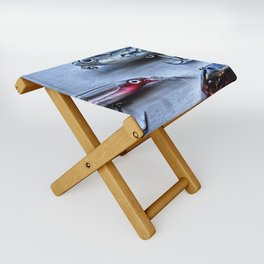 Time to Fish, Freshwater Fishing Folding Stool