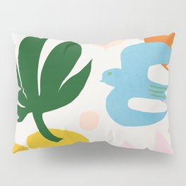 Abstraction_Nature_Wonderful_Day Pillow Sham