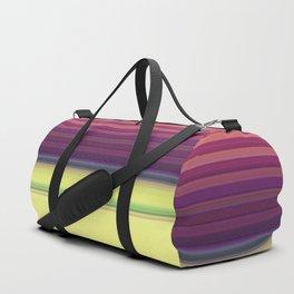 Weird Poly Hill Duffle Bag