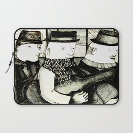 Three Musicians Laptop Sleeve