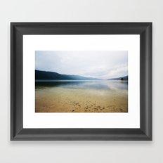 the cove 04 Framed Art Print