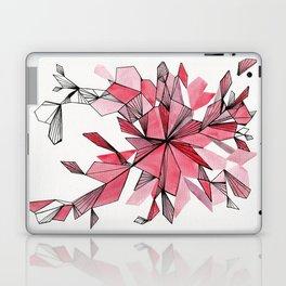 Hanna - Watercolour + Ink  Laptop & iPad Skin