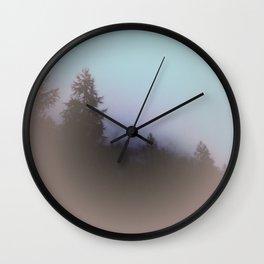 Silent Hill Wall Clock
