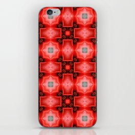 Fragment collection : Red Poppy iPhone Skin