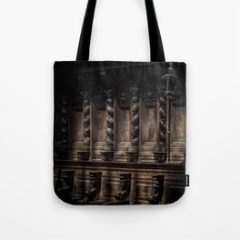 The Holy Light Tote Bag