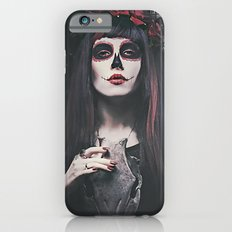 Catrina Day of the Dead Slim Case iPhone 6s