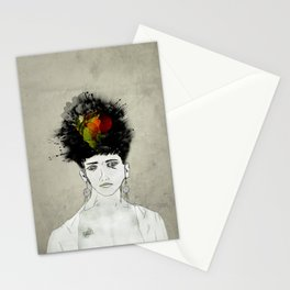 I'm not what you see Stationery Cards