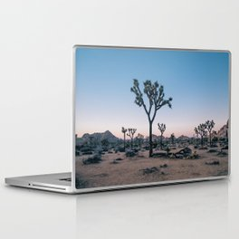Joshua Tree at Sunset Laptop & iPad Skin