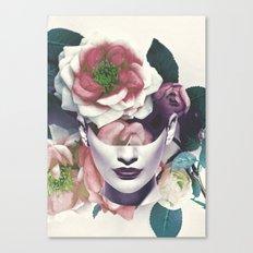 inner garden 2 Canvas Print