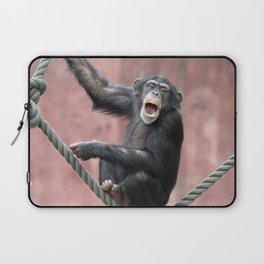Chimpanzee_001_by_JAMFoto Laptop Sleeve