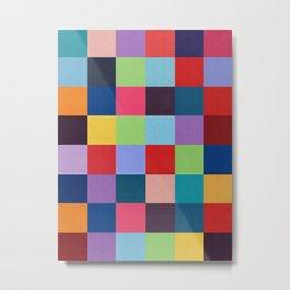 Contemporary art XVIII Metal Print