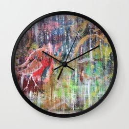 Cult Of Personality Wall Clock