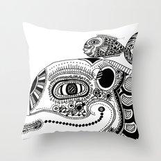 Reliance  Throw Pillow