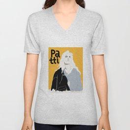 Patti Smith Unisex V-Neck