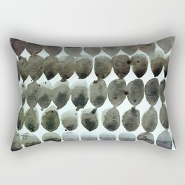 Color Jewels No. 16 by Kathy Morton Stanion Rectangular Pillow