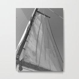Mi Dushi Sail II Metal Print